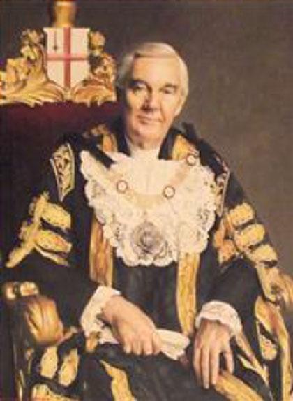 Sir Allan Davis