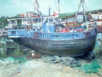 Blue Boat - Chris Blessington