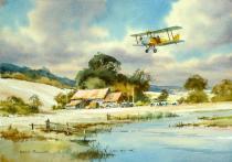 D.H.Tiger Moth - Denis Pannett