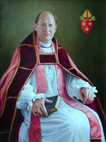 The Rt Hon. Dr. Anthony Russell, Bishop of Ely - Heath Roselli
