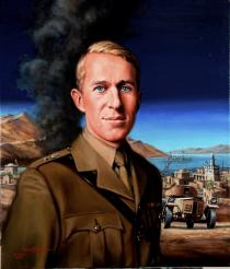 Lt Col T E Lawrence - Hugh Beattie