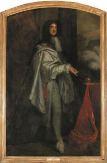 Charles II by Jan Baptiste Gaspars