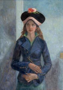 Khadija's Hat by Charlotte Sorapure