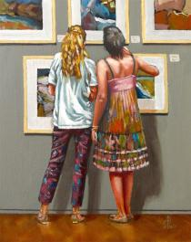 Gallery Girls