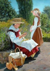 In Tudor Times