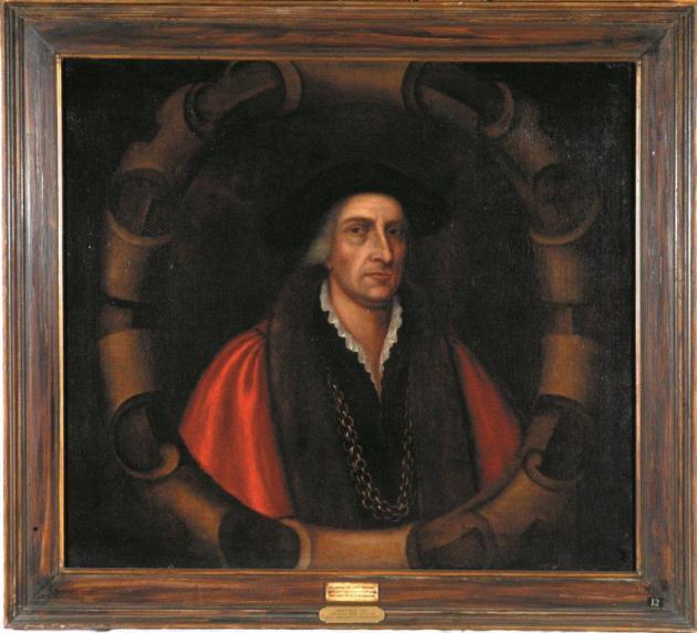 Alderman John Browne